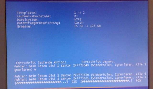 Eigentlich nur kurz Linux installieren…